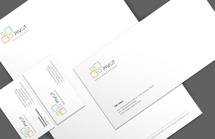 Дизайн логотипа, разработка пакета имиджевых матеиалов