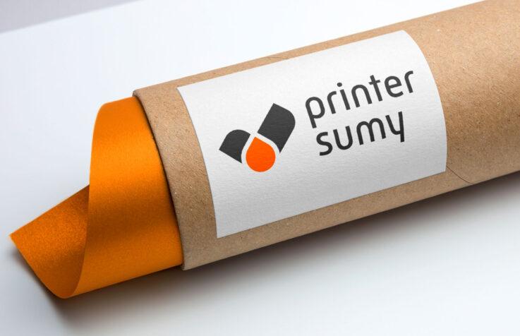Фирменный стиль для Printer Sumy