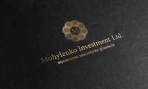 Разработка логотипа для компании в области инвестиций и ценных бумаг