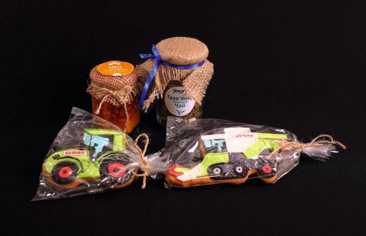 Подарочные наборы для аграрной компании