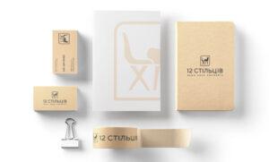 Разработка фирменного стиля для мебельного магазина
