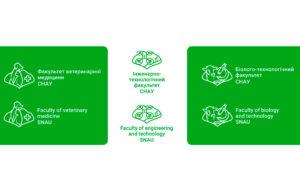 Фирменный стиль для сумского национального аграрного университета