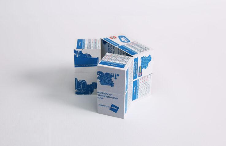 Кубики-трансформеры