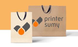 Дизайн бумажных пакетов