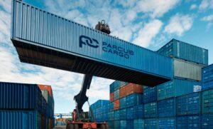 Дизайн фирменного стиля, логотипов морских контейнерных перевозок