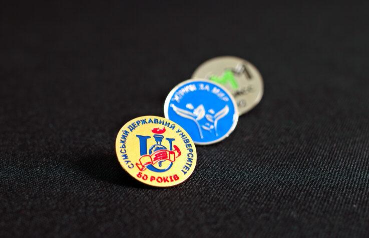 Сувенирная продукция с логотипом для университета