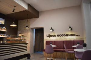 интерьерное оформление кафе