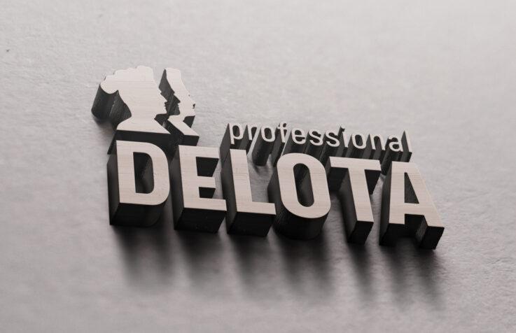 Логотип для «Delota»