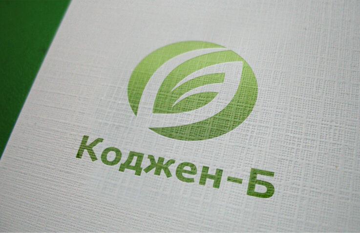 Разработка логотипа и фирменного стиля «Коджен-Б»