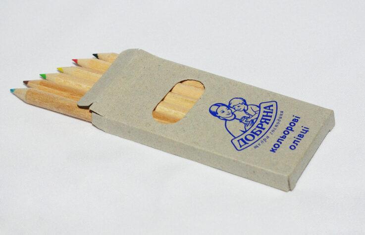 Сувенирная продукция с логотипом для молочного завода «Добряна»